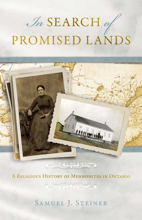 Cover for In Search of Promised Lands